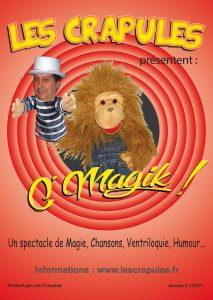 Affiche C-Magik A6