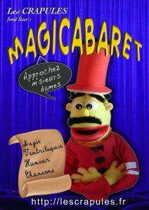 Affiche Magicabaret A6