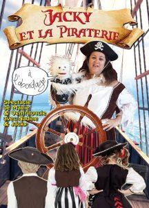 Affiche Pirate 2 A6 2
