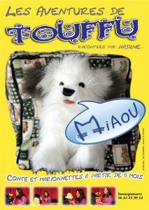 Affiche Touffu A6