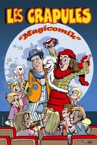 Affiche magicomik A6