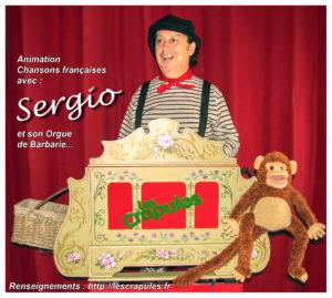 Sergio et son orgue